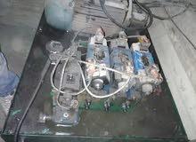 تصليح و صيانة الماكينات الصناعية