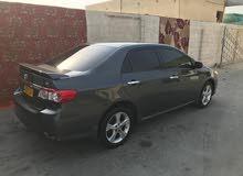 Toyota Corolla car for sale 2012 in Liwa city