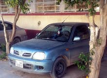 2002 Used Micra with Manual transmission is available for sale