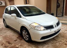 Available for sale! +200,000 km mileage Nissan Tiida 2006