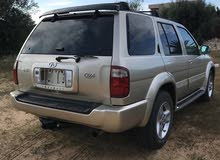 Infiniti QX4 car is available for sale, the car is in Used condition
