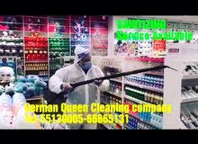 Clean and Sanitize with best method