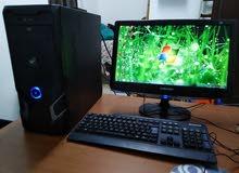 كمبيوتر ايسر للبيع كور كواد q9950 للالعاب بسعر طري