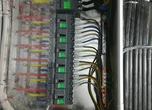 كافة أعمال الكهرباء والانارة. صيانه