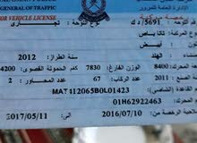 باص تاتا 67 راكب مديل 2012