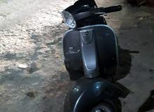 Buy a Used Vespa motorbike made in 2017