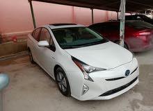 For sale 2017 White Prius