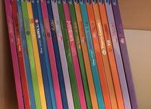 قصص باللغة الفرنسية كأنها جديدة مناسبة لعمر 5 ولغاية 10 سنوات