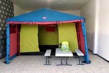 خيمة مناسبة للنزهات والمناسبات