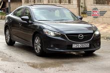 Mazda 6 2014 For sale - Grey color