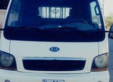 Manual White Kia 2001 for sale