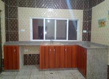 غرفتين نوم، حمامين، صالون، مطبخ وبلكونه