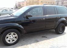Black Dodge Durango 2005 for sale