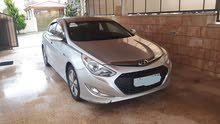 Hybrid Fuel/Power   Hyundai Sonata 2012