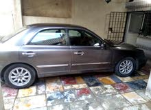 Automatic Grey Hyundai 2004 for sale