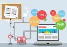 كورس تصميم مواقع الانترنت من الصفر حتى الإحتراف