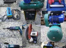 Urgent Sale Business & construction working tools & materials
