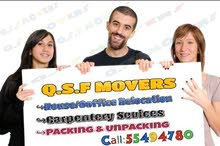 Moving/Shifting,carpentery,Packing & Unpacking services