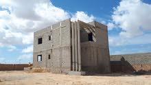 الكيخيا للعقارات - بنغازي  فيلا دورين عظم  بتصميم حديث وتنفيذ ممتاز