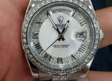 ساعة ماركة رولكس للبيع