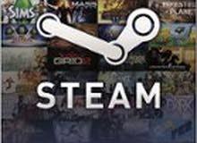 بطاقات Steam