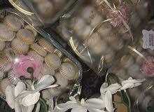 حلويات العيد جاهزه للاستلام