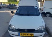 120,000 - 129,999 km Opel Combo 2002 for sale