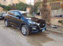 Hyundai Tucson car for rent