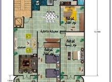 Fifth Floor apartment for sale - El Mansoura University