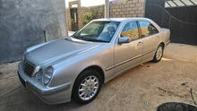 For sale Mercedes Benz E 240 car in Ubari