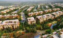 شقة 120م بمقدم 170 الف علي ارض مدينه المستقبل بالتقسيط