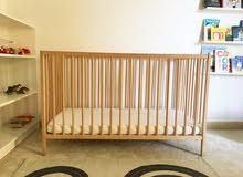Ikea baby cot w matress