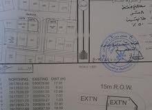 ارض للبيع في ولاية بركاء منطقة الصومحان شمالية