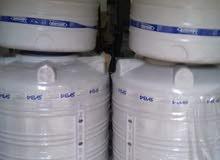 خزانات المياه البولى ايثلين