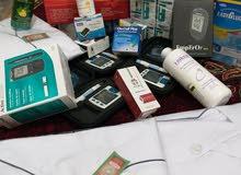 أجهزة طبية اوربي امريكي كوري المنشأ في البصرة والخصم 15%اجهزة قياس ضغط ..سكري..ا