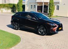 Lexus RX 2016 For sale - Brown color