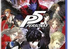 مطلوب Persona 5