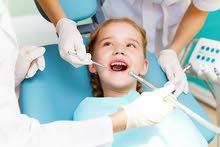 طبيبة اسنان تبحث عن وظيفة داخل الرياض