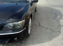 BMW 730 موديل 2007 لون أسود فل مسكر فحص كامل