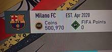 500k Fifa coins