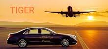 خدمات استقبال مطار و توصيل او تأجير سيارات سياحية