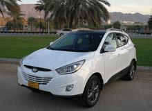 Used condition Hyundai Tucson 2014 with 130,000 - 139,999 km mileage