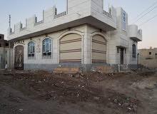 بيت مسلح قواعد  وعمدان  للبيع  45مليون  صنعاء