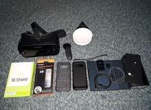 سامسونق S8 Black 64G شفرة واحده  النسخة الامريكية الاقوى في الالعاب Snapdragon حكم جديد بباكوه
