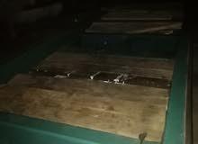 قارب 23 قدم مع مكينة 55 مرينير