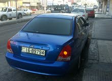 Blue Hyundai Elantra 2005 for sale