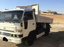 قلاب ديهاتسو 2006 للضمان مع الشوفير  داخل و خارج عمان  شركات او مقاول حفريات  07