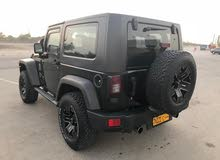 Used condition Jeep Wrangler 2007 with 1 - 9,999 km mileage