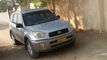 Available for sale! 0 km mileage Toyota RAV 4 2002