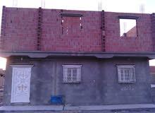 منزل للبيع او التبادل ببلدية عين التوتة 100م